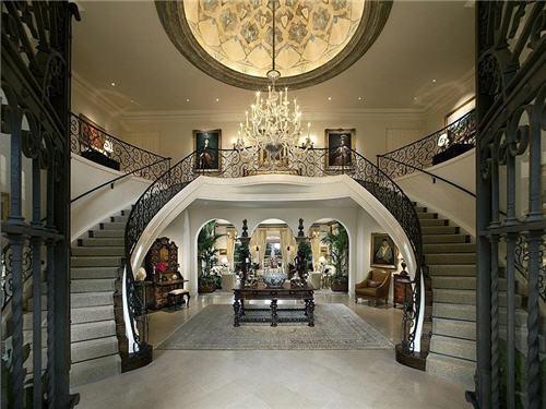 $19.5 Million Mediterranean Style Estate in Santa Barbara California 3