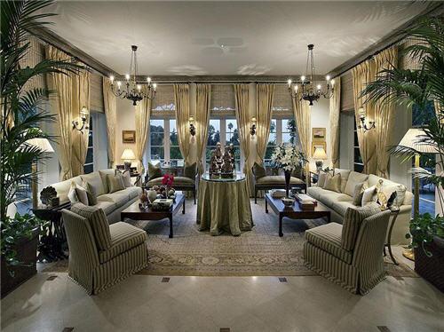 $19.5 Million Mediterranean Style Estate in Santa Barbara California 8