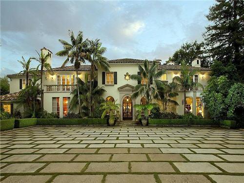 $19.5 Million Mediterranean Style Estate in Santa Barbara California