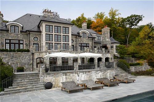 $22 Million English Manor in Mahwah New Jersey 11