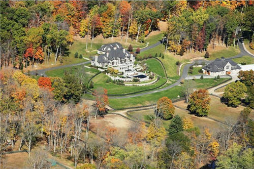 $22 Million English Manor in Mahwah New Jersey 15