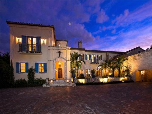 $22.5 Million French Provence in Miami Florida 12