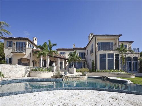 $22.5 Million French Provence in Miami Florida 18