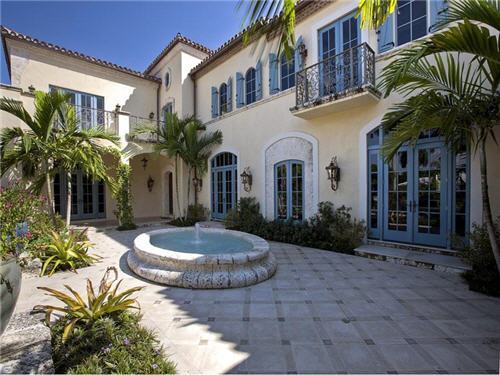 $22.5 Million French Provence in Miami Florida 6