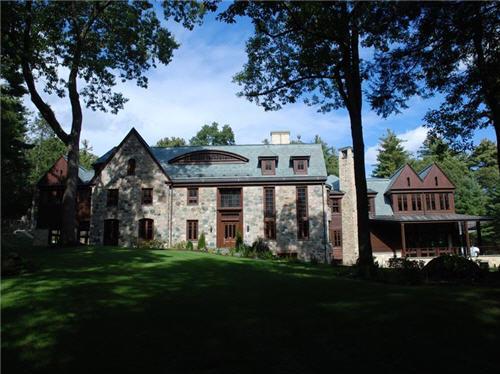 $24.5 Million Arts & Crafts Inspired Estate in Weston Massachusetts 2