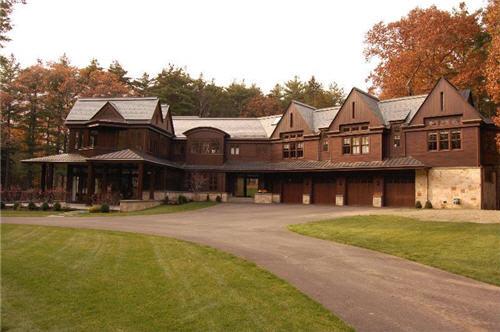 $24.5 Million Arts & Crafts Inspired Estate in Weston Massachusetts 3