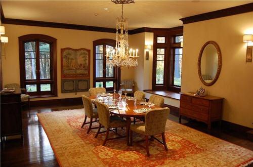 $24.5 Million Arts & Crafts Inspired Estate in Weston Massachusetts 4