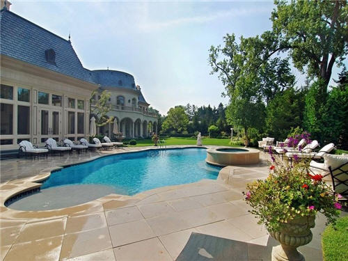$28 Million French Mansion in Chicago Illinois 12