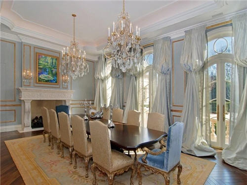 $28 Million French Mansion in Chicago Illinois 6