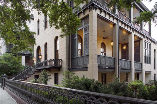 $5.5 Million Completely Renovated Historic Home in Savannah Georgia 2