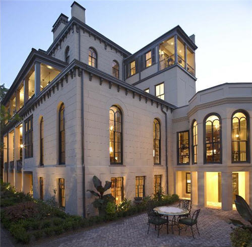 $5.5 Million Completely Renovated Historic Home in Savannah Georgia