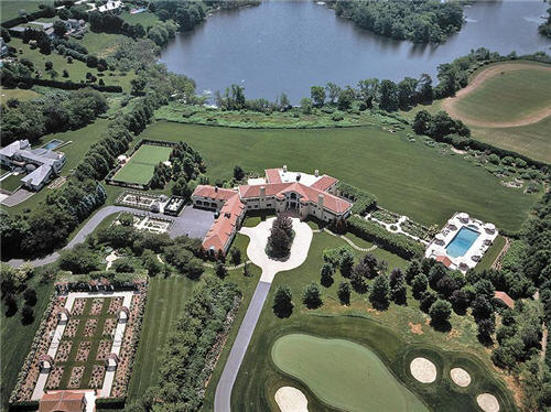 $70 Million Spectacular Mansion in Bridgehampton New York