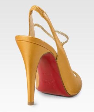 Christian Louboutin Spritney T-Strap Sandals 2