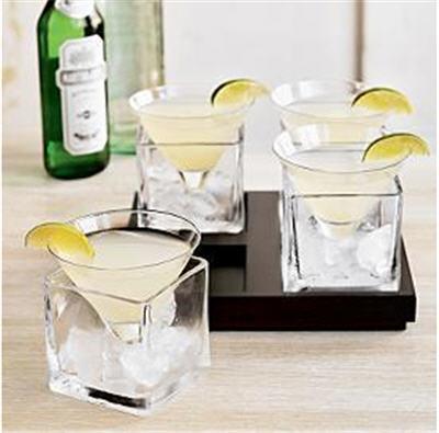 Cubist Cocktail Set