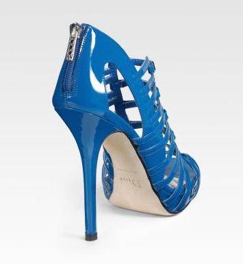 Dior Caged Sandals 2