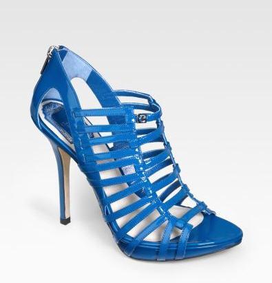 Dior Caged Sandals