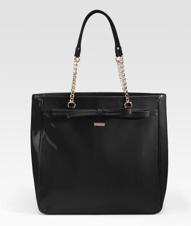 Kate Spade Bon Vivant Lilia Patent Leather Tote 3