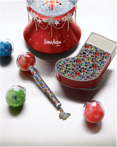 Neiman Marcus Lollipop Set & Chocolate Box