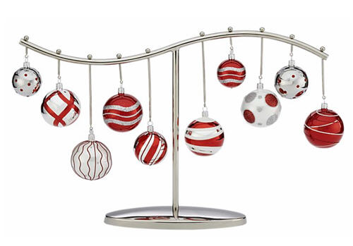 crate and barrel ornament centerpiece - Crate And Barrel Christmas Decorations