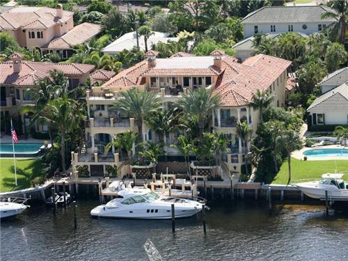 $15 Million Custom Estate in Boca Raton Florida