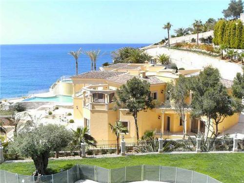 $15 Million New Villa in Mallorca Spain