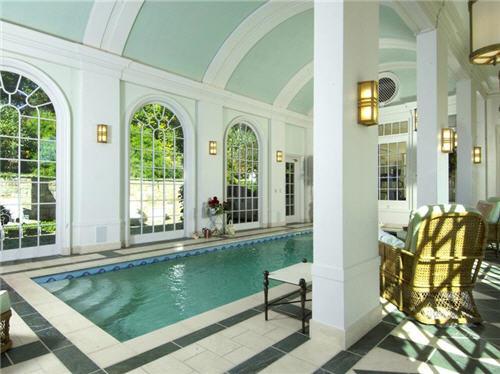 $16 Million Elegant Hilltop Estate in Armonk New York 16