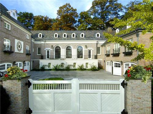 $16 Million Elegant Hilltop Estate in Armonk New York 17
