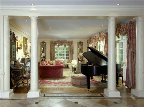 $16 Million Elegant Hilltop Estate in Armonk New York 6
