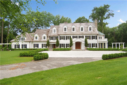 $16 Million Gated Estate in Bedford Corners New York