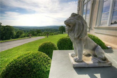 $16.5 Million Chateau in Bedford Corners New York 14