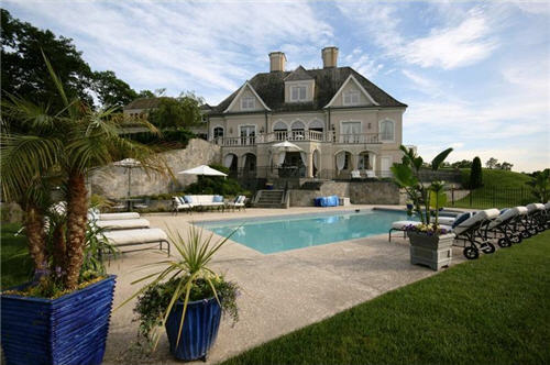 $16.5 Million Chateau in Bedford Corners New York 2