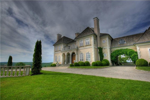 $16.5 Million Chateau in Bedford Corners New York