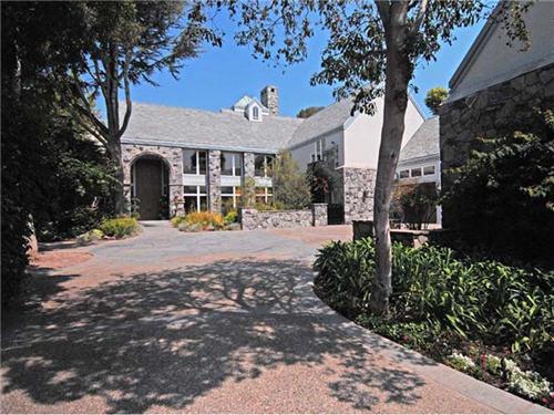 $16.5 Million Luxe Estate in Santa Monica California 12