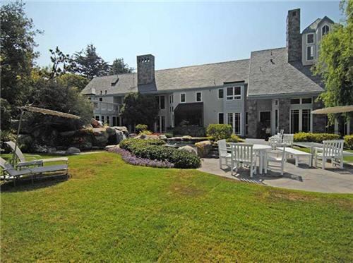 $16.5 Million Luxe Estate in Santa Monica California 13