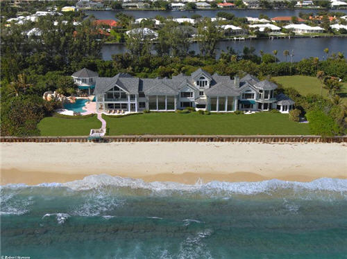 $16.9 Million Magnificent Estate in Manalapan Florida