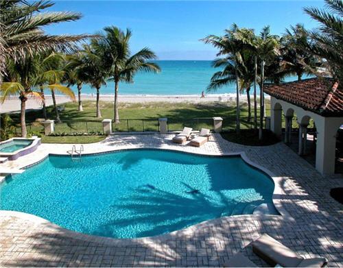 $18.9 Million Mediterranean Estate in Golden Beach Florida 2