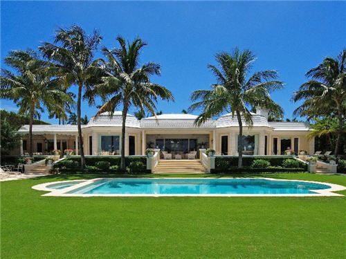 estate of the day 24 million gardenia house in palm beach florida. Black Bedroom Furniture Sets. Home Design Ideas