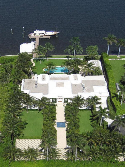 $24 Million Gardenia House in Palm Beach Florida