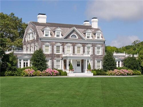 $38 Million Historic Village Estate in Southampton New York