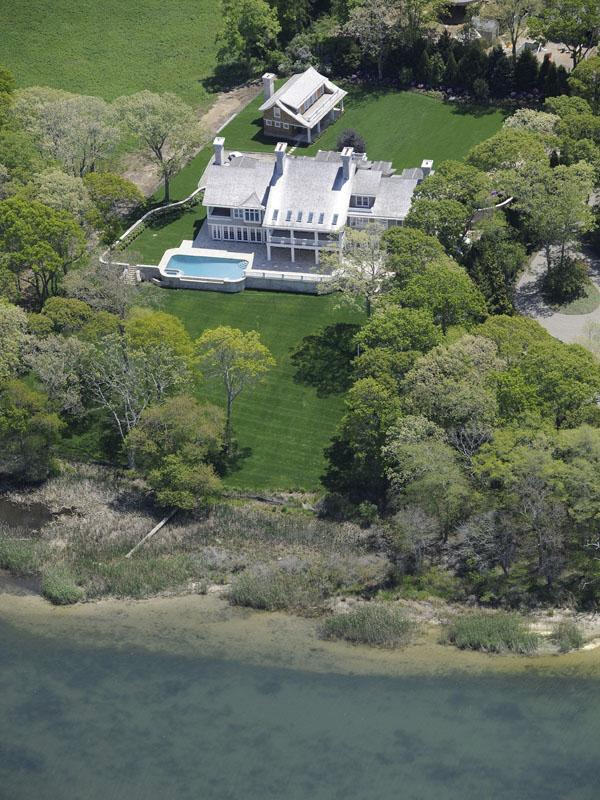 $39.5 Million Mansion with a View in East Hampton New York