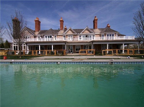 $59 Million Unique Hampton Estate in Bridgehampton New York
