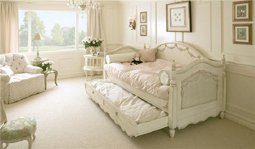 Charlotte Day Bed with Trundle