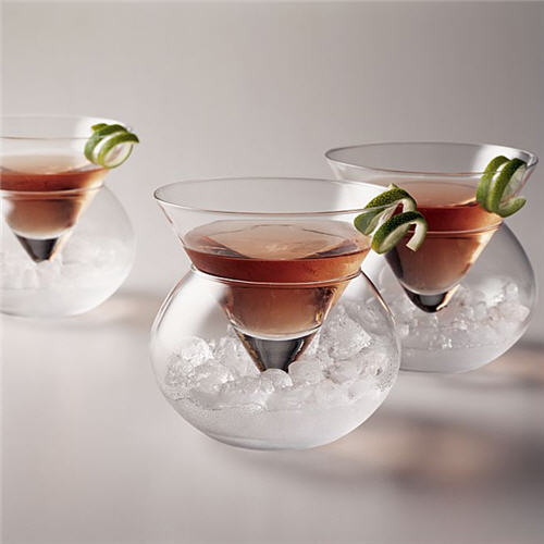 Clio Martini Glass