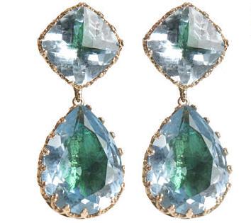 Larkspur & Hawk Jane Day Night Earrings