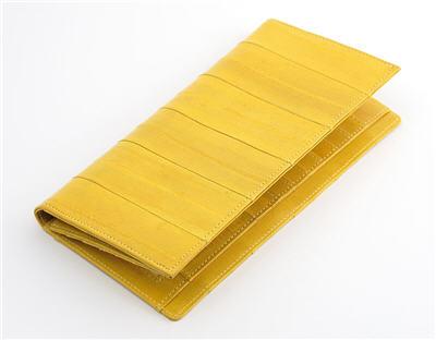 Pratten Eel Skin Wallet 3