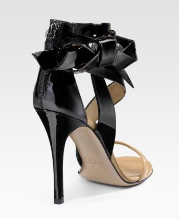 Valentino Glamorous Bow Sandals 2
