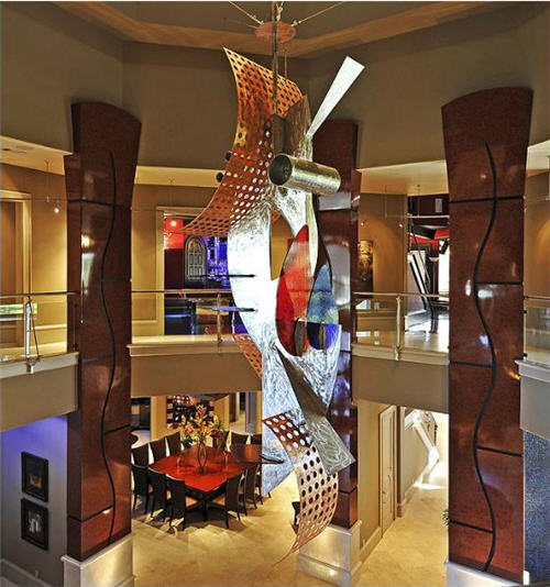 $11 Million Contemporary Mansion in Sugar Land Texas 2