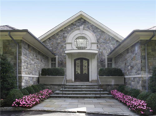 $12 Million Colonial Manor in Alpine New Jersey 2