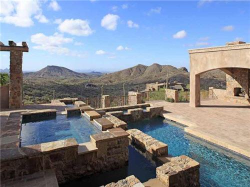 $12.9 Million Old World Ambiance in Scottsdale Arizona 13