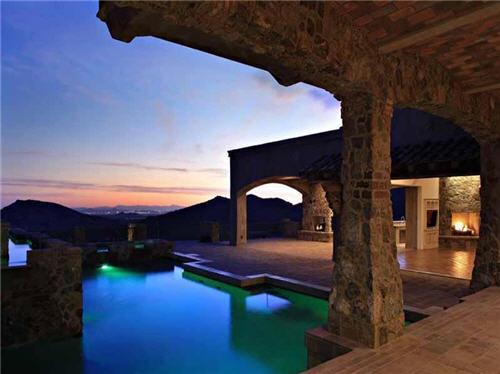 $12.9 Million Old World Ambiance in Scottsdale Arizona 14